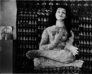 Alma Mahler Doll